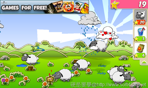 [Android遊戲] 超可愛的綿羊農場經營遊戲「Clouds & Sheep」保證愛不釋手喲~ android_cloudssheep-09