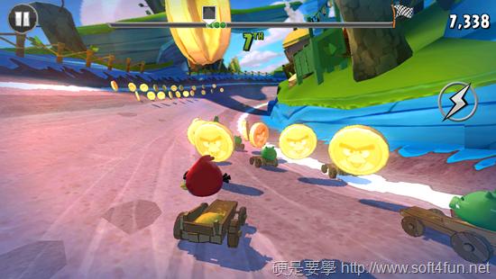 Angry Birds Go:憤怒鳥賽車遊戲來了!iOS、Android、WP 8 同步推出 2013-12-11-21.38.55