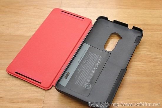 加大 HTC One Max 電池續航力,Power Flip Case 輕巧簡便的最佳選擇 IMG_0624