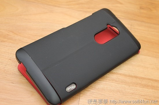 加大 HTC One Max 電池續航力,Power Flip Case 輕巧簡便的最佳選擇 IMG_0629