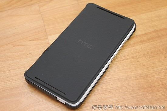 加大 HTC One Max 電池續航力,Power Flip Case 輕巧簡便的最佳選擇 IMG_0633