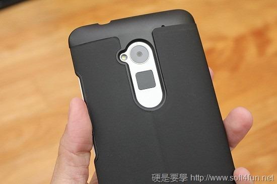 加大 HTC One Max 電池續航力,Power Flip Case 輕巧簡便的最佳選擇 IMG_0637
