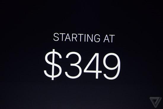 Apple 發表智慧手錶 Apple Watch,推出 Sport 與 Edition 兩種版本 DSC_5388