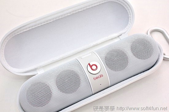 極簡時尚 Beats pill NFC 藍芽喇叭開箱 IMG_0699