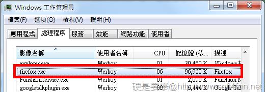自動釋放Firefox記憶體「Memory Fox」優化瀏覽效能(Firefox附加元件) firefox_memory_fox-02