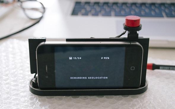 [科技新視野] Camera Restricta史上第一台不聽話相機,讓攝影師又愛又恨的新法寶 06Hardware1600x1000