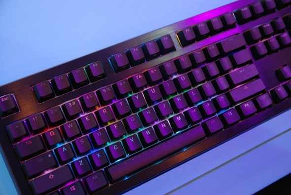 Ducky 推出 Shine 5 炫彩鍵盤,按鍵顏色隨意換 DSC_0017