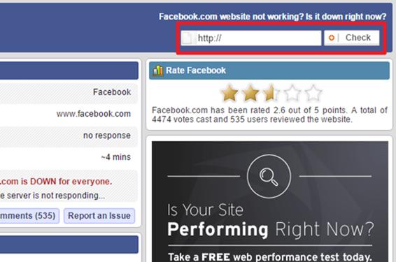 facebook crash 2