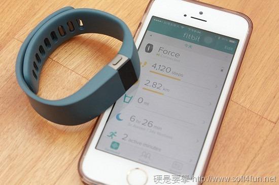 Fitbit Force 智慧型動動手錶,輕鬆記錄整天的活動及睡眠狀況 IMG_0148