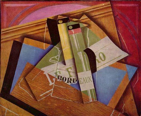[Google Doodle] Juan Gris 西班牙立體派畫家125歲誕辰 juan-gris-04