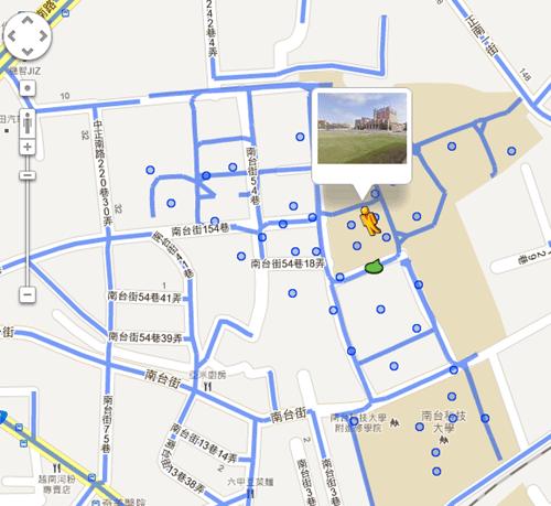 Google街景地圖走入台灣21所大學,隨時都可以回母校逛逛 google-01