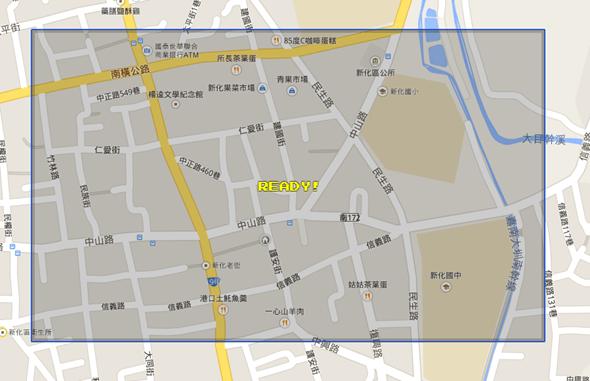 把真實道路變成小精靈地圖,Google地圖推出愚人節特別遊戲 Image55