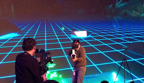 HTC VIVE 開發者峰會:VIVE 控制器的另一種玩法(Noitom) img-1