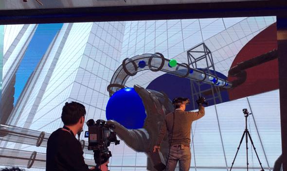 HTC VIVE 開發者峰會:VIVE 控制器的另一種玩法(Noitom) img-2