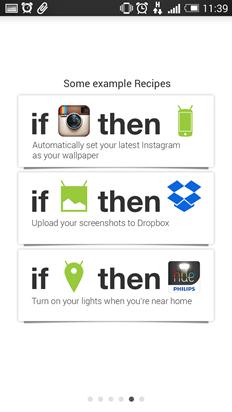 IFTTT 入門教學:如果明天下雨,請今日提醒我(Android / iOS) IFTTTAndroidiOS-02