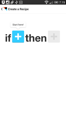 IFTTT Android iOS-12