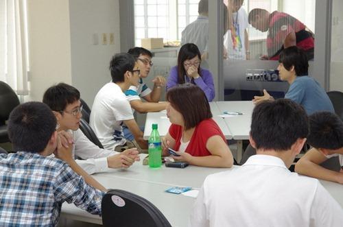【Let's WordPress IN Tainan 南部首 IN 會】活動心得+幕後花絮 wp21