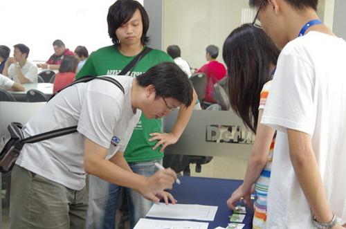 【Let's WordPress IN Tainan 南部首 IN 會】活動心得+幕後花絮 wp22