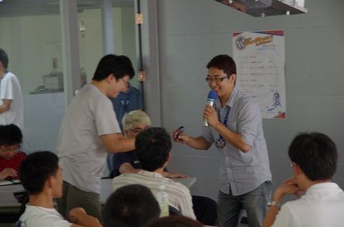【Let's WordPress IN Tainan 南部首 IN 會】活動心得+幕後花絮 wp23