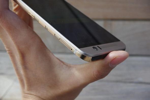 [MWC 2015] 金屬工藝的經典傳承, HTC One (M9) 快速動手玩 clip_image002