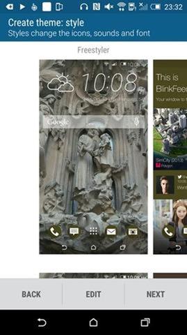 [MWC 2015] 金屬工藝的經典傳承, HTC One (M9) 快速動手玩 clip_image020