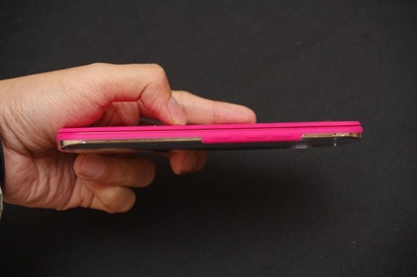 [MWC 2015] 金屬工藝的經典傳承, HTC One (M9) 快速動手玩 clip_image028