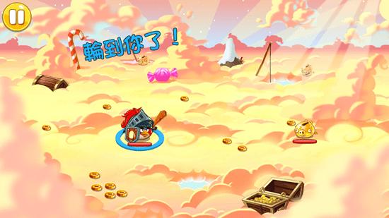 憤怒鳥改行 RPG 原來更好玩,英雄傳全球佳評立刻下載 AngryBirdsEpic16