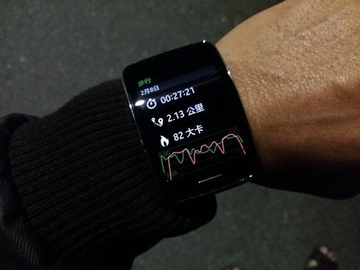Samsung Gear S評測:智慧與運動兼具,可獨立通話使用的智慧手錶 image018