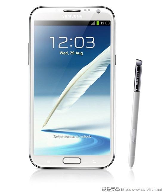 SAMSUNG Galaxy Note 2 正式發表,效能、螢幕規格再提升! galaxy_note2_1