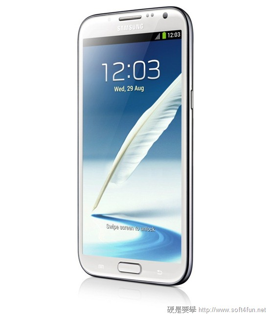 SAMSUNG Galaxy Note 2 正式發表,效能、螢幕規格再提升! galaxy_note2_2