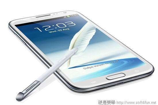 SAMSUNG Galaxy Note 2 正式發表,效能、螢幕規格再提升! galaxy_note2_3