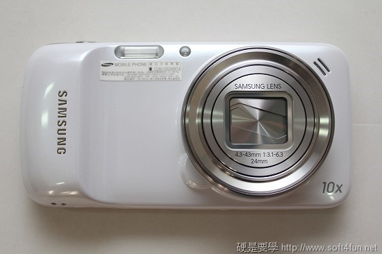 [評測] Samsung Galaxy S4 ZOOM 兼具手機、相機功能的智慧型相機 IMG_1252