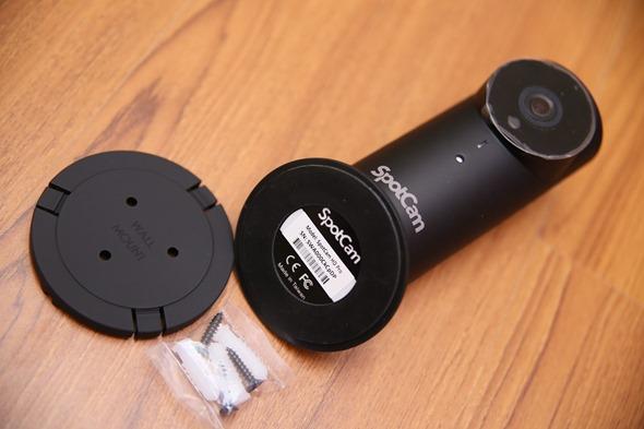 SpotCam HD Pro 雲端網路攝影機戶外防水版評測 IMG_8947