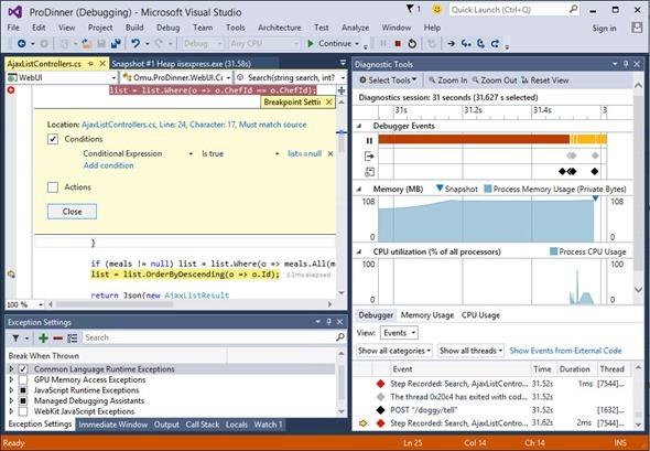 微軟最強大開發工具 Visual Studio 2015 免費開放下載! IC795839