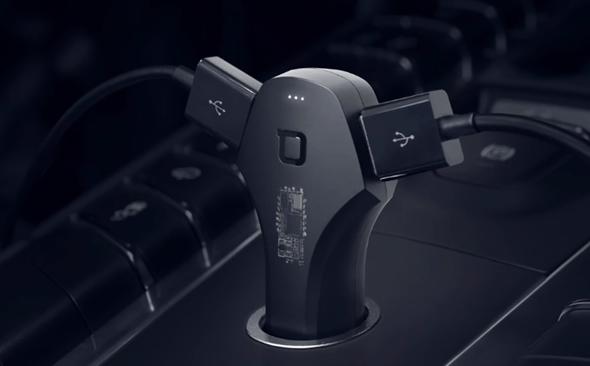 特價快買!ZUS智慧汽車定位器結合USB車充,找車、沒電沒煩惱 img-7