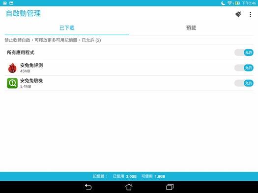 華碩 ZenPad S 8.0 平板電腦+Z Sytlus 觸控手寫筆評測 Screenshot_20150923144617