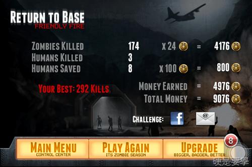 [限時免費] Zombie Gunship 被殭屍攻陷的世界需要你來拯救! (iPad/iPhone) IMG_0134