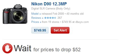 等不及,怕買貴!讓 Decide 告訴你購買電子產品的最佳時機 Decide-09