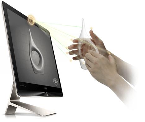 華碩發表新款 All in one 電腦 Zen AiO,極致效能遊戲/繪圖兩相宜 ZenAio3Dcamera