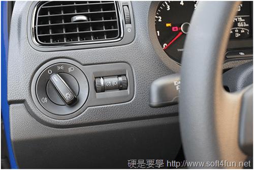 [試駕] 福斯 Volkswagen Polo 1.4 2012年款性能、油耗、安全系統體驗 image_11