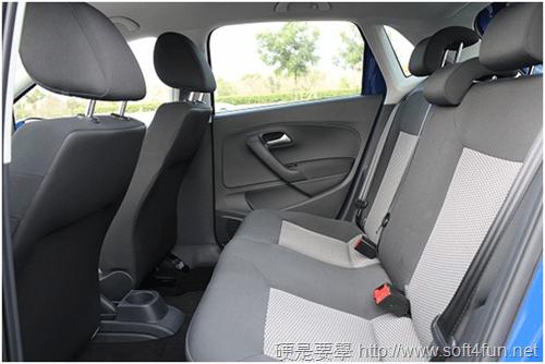 [試駕] 福斯 Volkswagen Polo 1.4 2012年款性能、油耗、安全系統體驗 image_23
