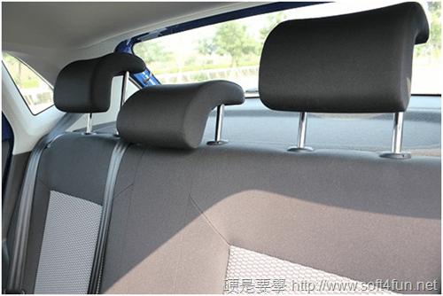 [試駕] 福斯 Volkswagen Polo 1.4 2012年款性能、油耗、安全系統體驗 image_24