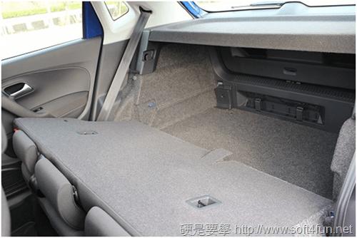 [試駕] 福斯 Volkswagen Polo 1.4 2012年款性能、油耗、安全系統體驗 image_25