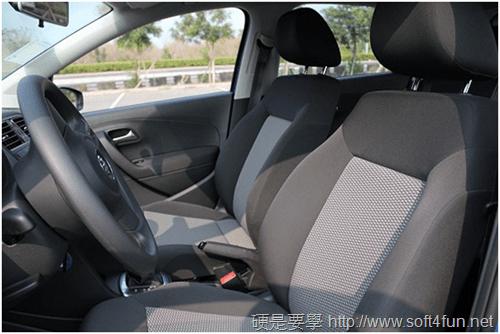 [試駕] 福斯 Volkswagen Polo 1.4 2012年款性能、油耗、安全系統體驗 image_3
