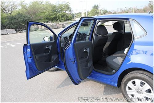 [試駕] 福斯 Volkswagen Polo 1.4 2012年款性能、油耗、安全系統體驗 image_30