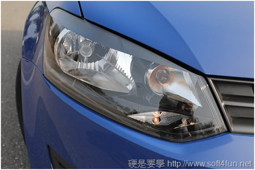 [試駕] 福斯 Volkswagen Polo 1.4 2012年款性能、油耗、安全系統體驗 image_34