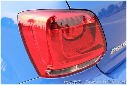 [試駕] 福斯 Volkswagen Polo 1.4 2012年款性能、油耗、安全系統體驗 image_35