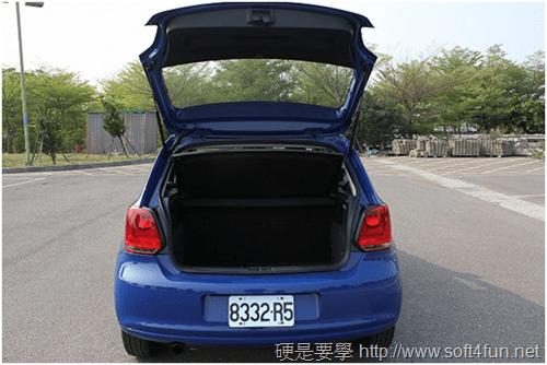 [試駕] 福斯 Volkswagen Polo 1.4 2012年款性能、油耗、安全系統體驗 image_37