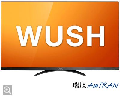 超便宜大尺寸液晶電視看這裡,年節最大優惠錯過就沒有 WUSH