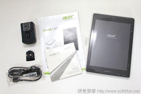 [評測] Acer Iconia A1 低價4核平板電腦,7.9 吋、廣視角IPS、觸控自動開啟App技術 IMG_0124